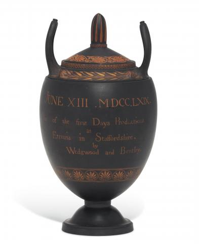 It's coming home – rare Wedgwood vase to return to the city!