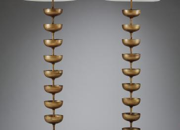 Raise a glass! V&A acquires pair of Champagne Standard Lamps designed by Salvador Dalí and Edward James
