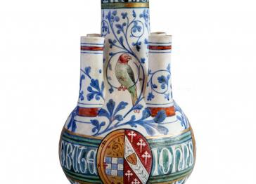 National Museum Wales acquires William Burges vase