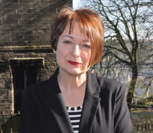 Ann Dinsdale, Principal Curator of the Brontë Parsonage Museum in Haworth